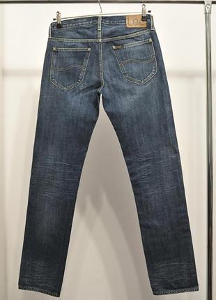 Джинси завужені lee x donwan harrell (prps) daren denim jeans - w32 l34