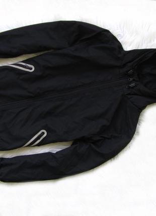 Стильная  куртка ветровка с капюшоном  rebel