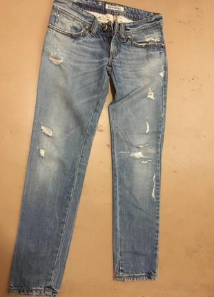 Классные джинсы rossodisera
