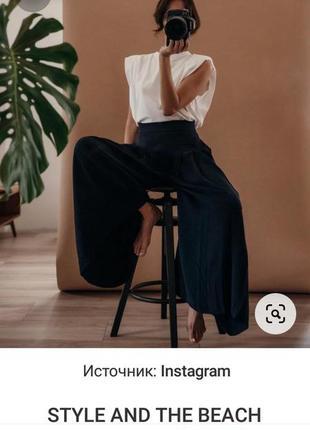 Женские брюки,штаны,палаццо, широкие,трубы,кюлоты,базовые,высокая посадка