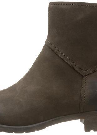 Кожаные ботинки челси /полусапожки демисезонные оригинал timberland