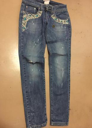 Модные джинсы justor {италия}