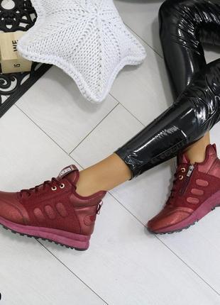 Хайтопы. высокие кроссовки. женские кроссовки