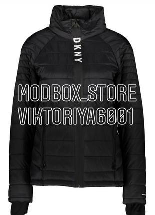 Новая куртка dkny нежно-кремового цвета