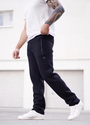 Турецкие утеплённые спортивные штаны/ shooter/прямая штанка утеплённые
