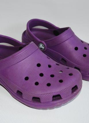 Сабо, шлепанцы, кроксы crocs
