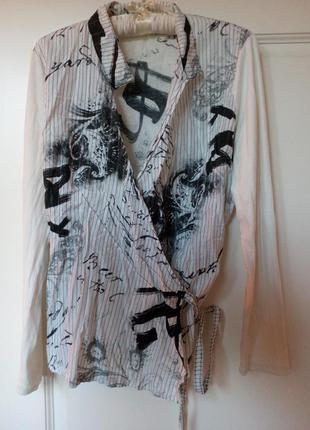 Блузка marc aurel  р. 50-52