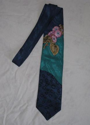 Шелковый галстук gatsby