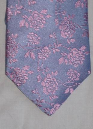 Шелковый галстук англия