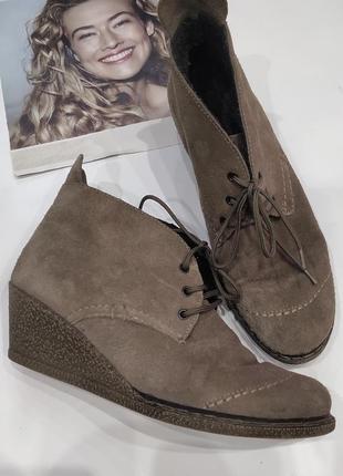 Очень удобные ботинки.