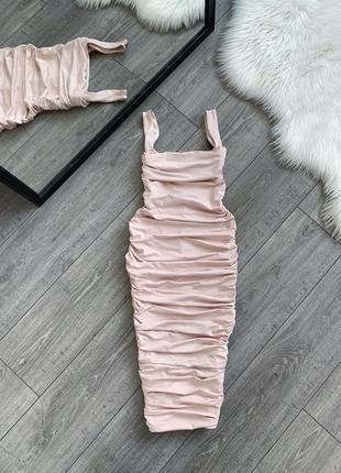 Плаття платье миди