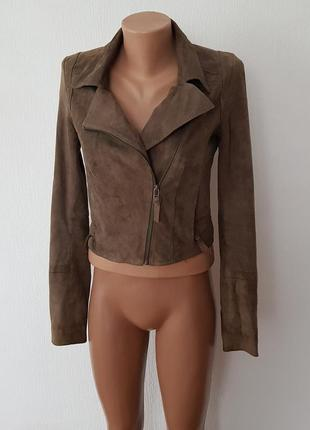 100% шкіра/кожа🔥🔥шикарна куртка/косуха💥💥