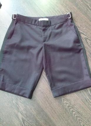 Фирменные шорты, 100% шерсть