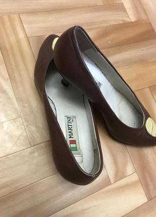 Итальянские туфли