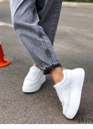 Стильные зимние кроссовки, хит сезона, кеды , кроссы, кроссовки на платформе
