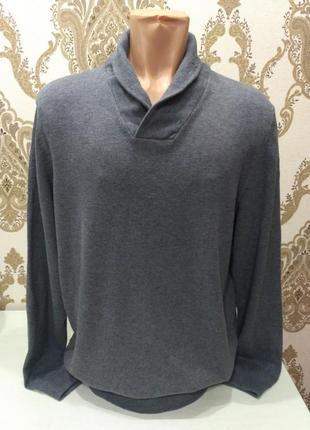 S.oliver серый свитер 100% хлопок