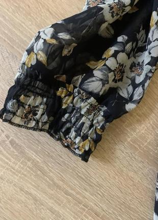 Красива шифонова сукня4 фото