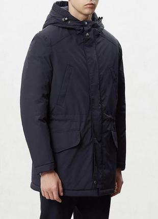 Парка napapijri утеплённая куртка пальто