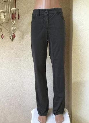 Коричневые джинсы премиум класса от gerry weber.