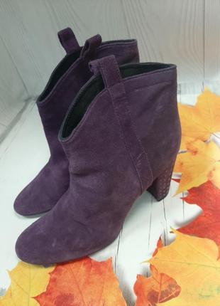 Женские ботинки размер 41
