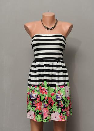 Зручне літнє плаття.стильне.яскраве.хороша ціна