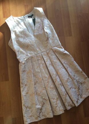Эффектное нарядное коктейльное платье limited edition от marks&spencer