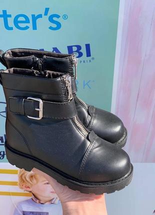 Ботинки от h&m, детская обувь h&m