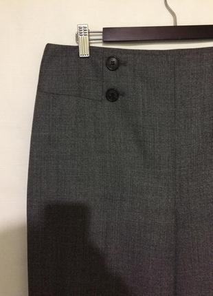 Базовые широкие классические брюки!!
