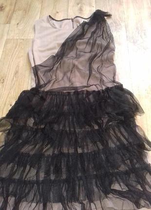 Стильное платье lanvin