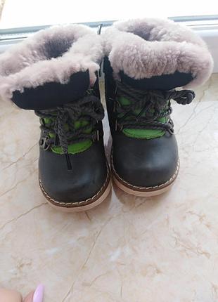 Черевички зимові