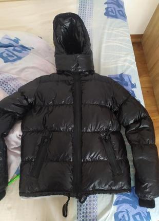 Куртка зимняя пух