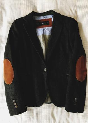 Шерстяний піджак