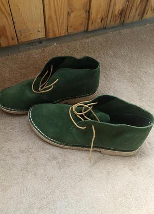 Крутые дезерты (ботинки)торг
