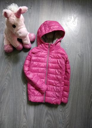 Пуховик куртка демисезонная