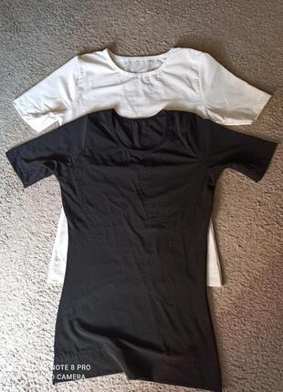 Компрессионная футболка m-xl