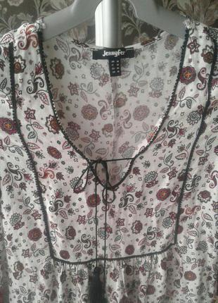 Платье jennifer с  цветочным принтом
