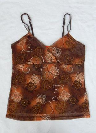 Майка, маечка, размер xs-s, блузка, блуза