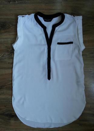 Белая блуза от dorothy perkins