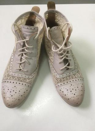 Летние туфли bronx