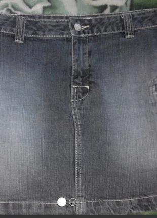 Джинсовая юбка от dorothy perkins