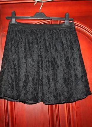 Кружевная юбка 14 размер, наш 48 от atmosphere