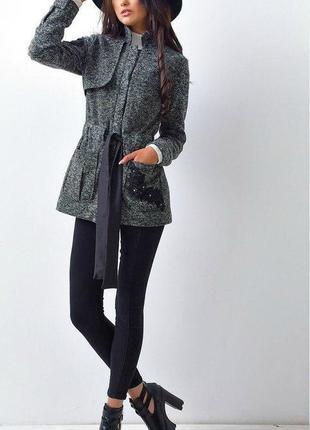 Очень стильное пальто от berezka