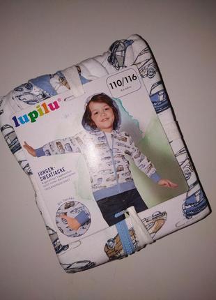 Кофта для хлопчика lupilu6 фото
