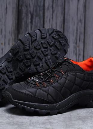 Зимние мужские кроссовки 31343 ► merrell climber, черные