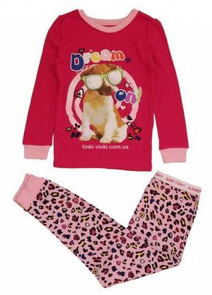 Пижамка на девочку 3-5 лет из америки