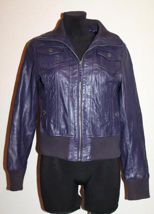 Кожаная куртка gipsy