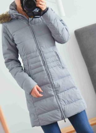 Columbia куртка пуховик парка спортивная термо пальто