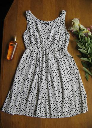 Мила сукня в горошок від pronto