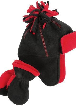 Набор шапочка варежки grand sierra сша 2т-4т
