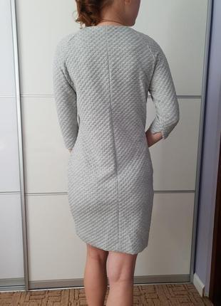 Стеганое платье